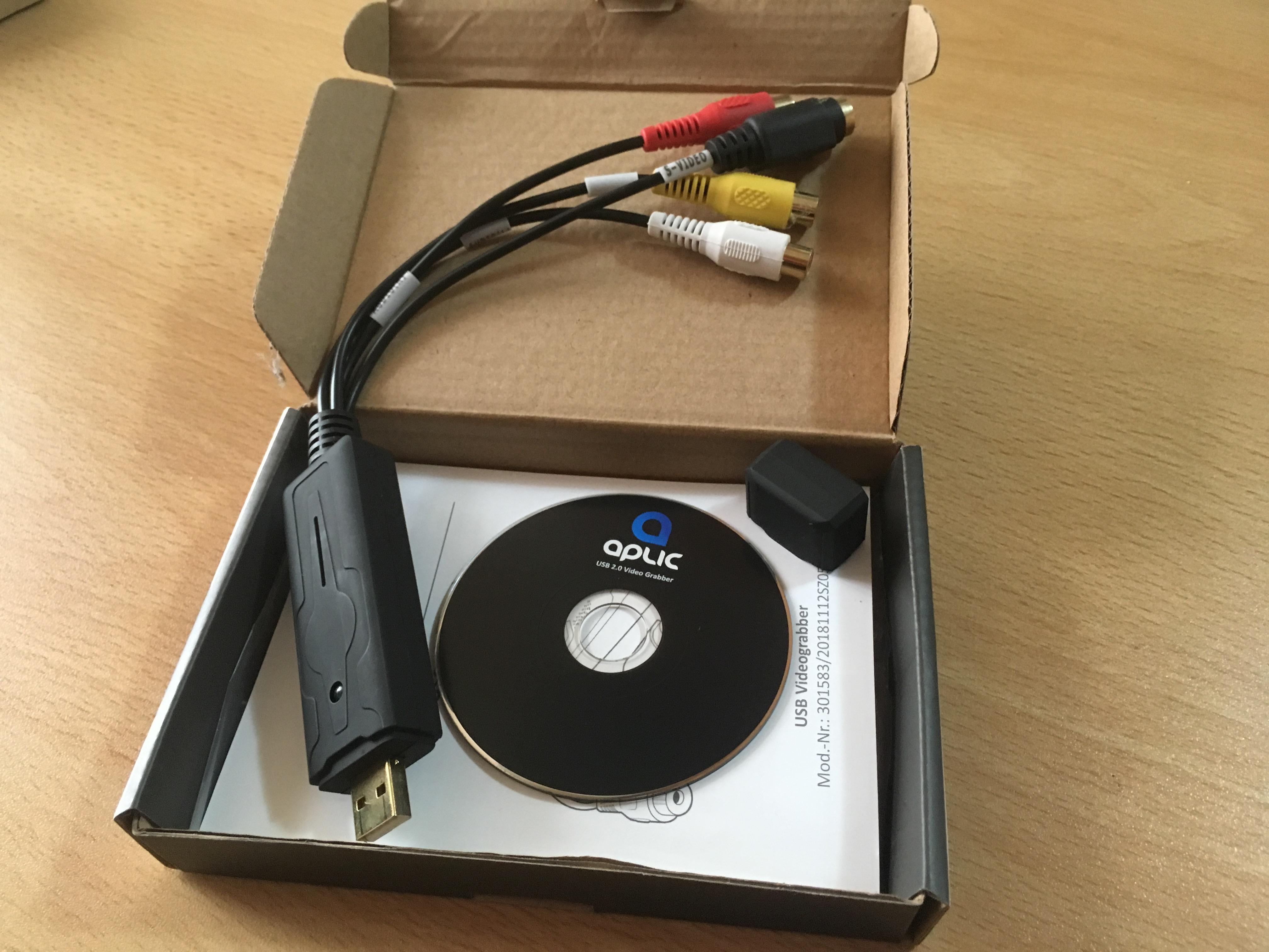 Come converire vecchie VHS in formato digitale