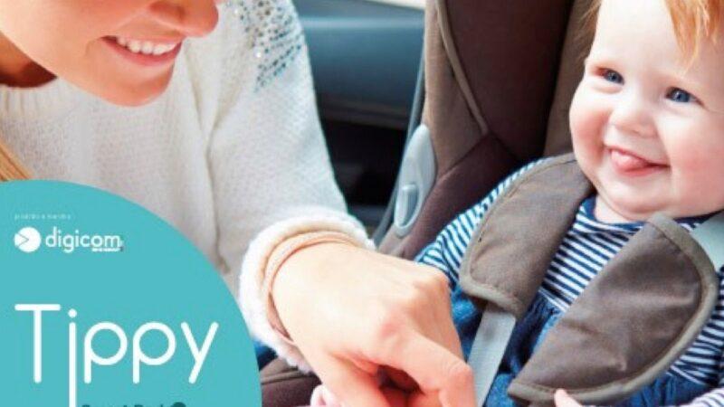 Tippy: metti in sicurezza il tuo bimbo