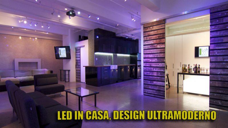 Come usare i LED per illuminare la casa
