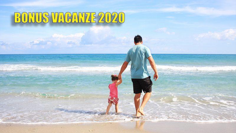 Come richiedere e usare il Bonus Vacanze 2020