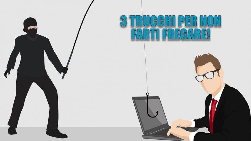Come evitare le truffe durante il Black Friday