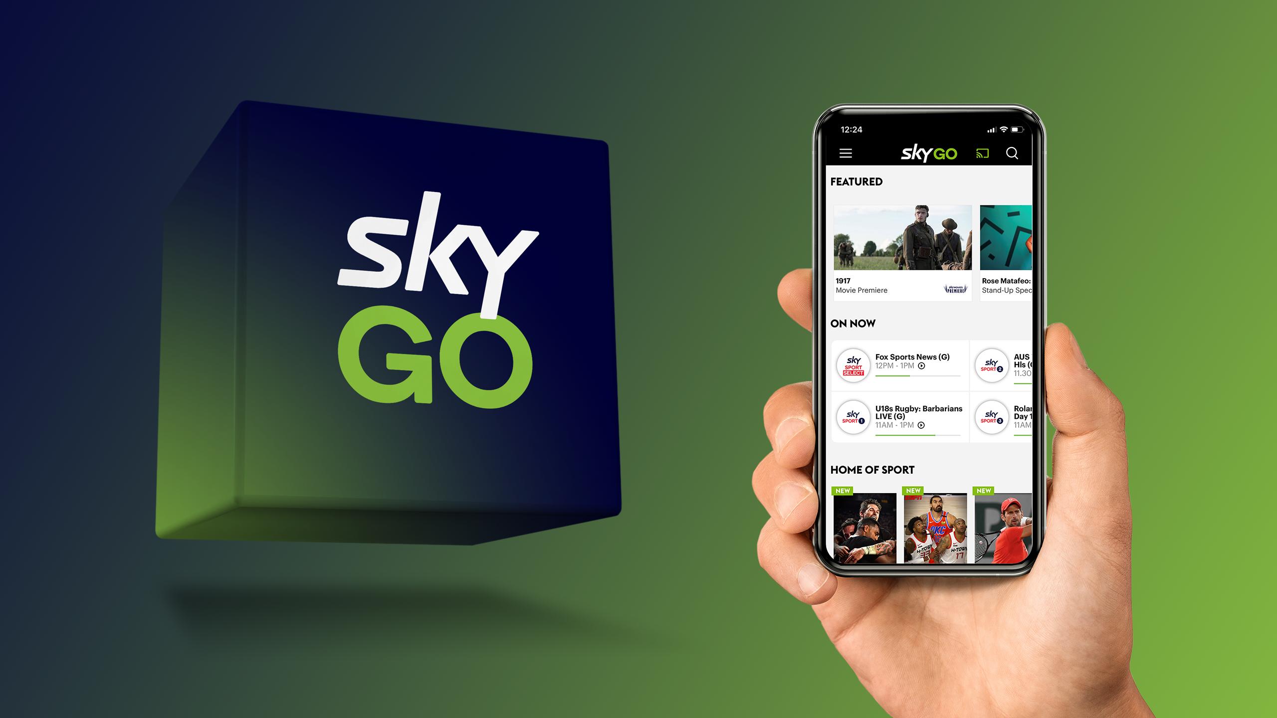 Reset Sky Go: come collegare nuovi dispositivi